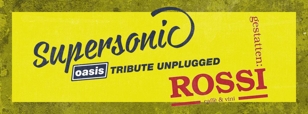 Herr ROSSI macht Musik – mit Supersonic