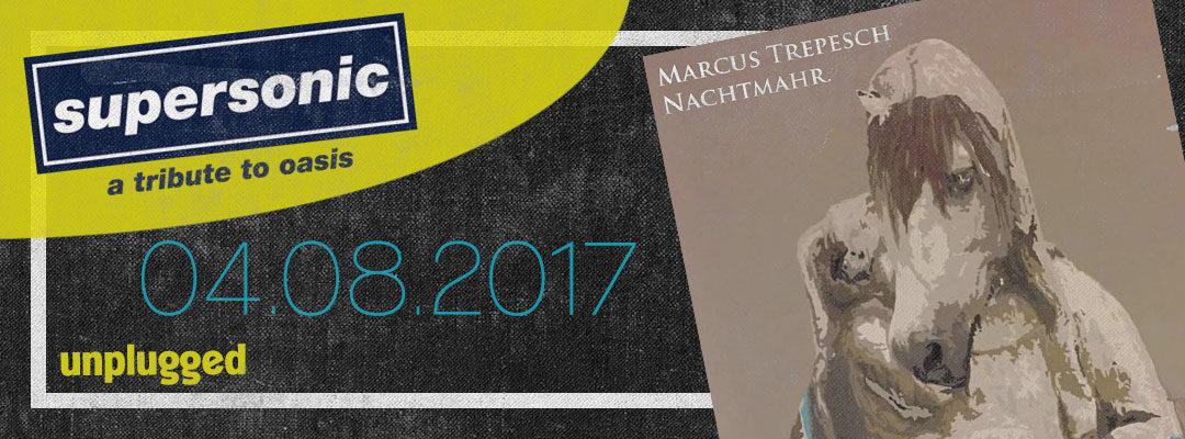 "UNPLUGGED – Vernissage ""Marcus Trepesch Nachtmahr"""