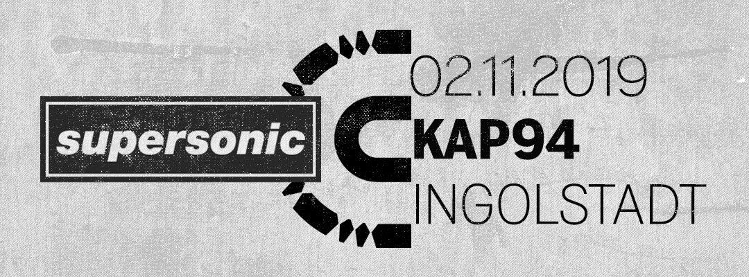 Live @Kap94 Ingolstadt