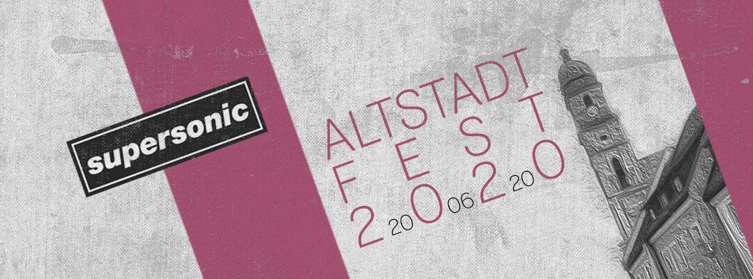 Altstadtfest 2020 Salzstadelplatz